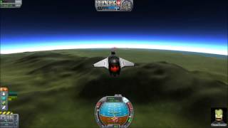Repeat youtube video The Smallest And Simplest Plane In Kerbal Space Program