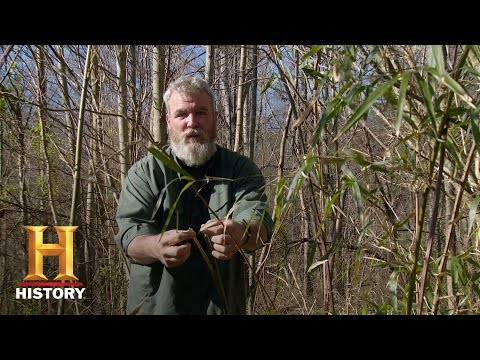 Alone: Surviving Alone: Primitive Tool Making | History