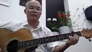 Hướng dẫn đệm guitar bài bàn tay mang dấu đinh