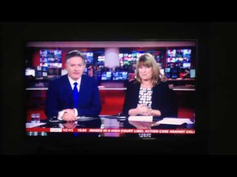 BBC Blooper - Professor Robert Kelly