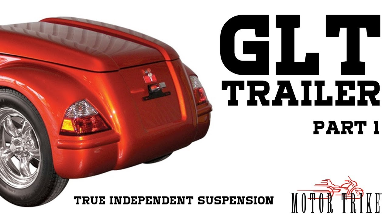 Motor Trike GLT Trailer (pt 1) | Honda Gold Wing Parts & Accessories |  Wingstuff com