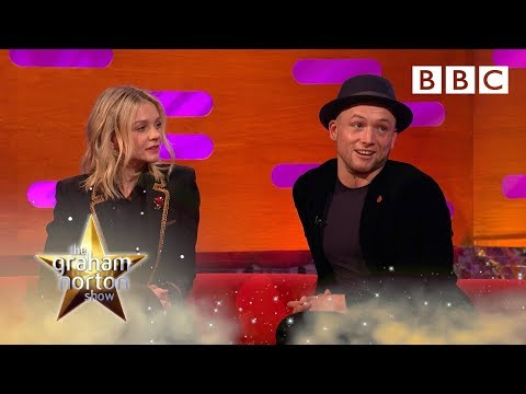 Why Elton John gave Taron Egerton a diamond earring - BBC