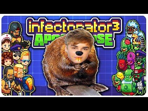 Infectonator 3 - Boss Fight: Justin Beaver!? - Infectonator