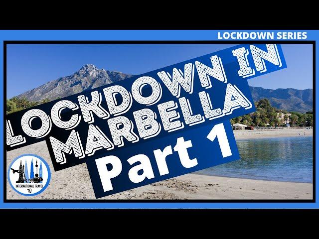 Lockdown in Spain Coronavirus interview. (covid-19)
