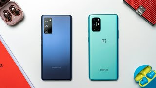 OnePlus 8T vs Galaxy S20 FE - Pick the Right One!