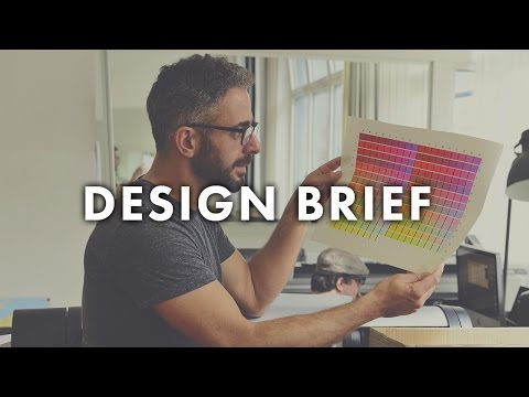 How To Nail Your Design Brief Every Time! 🤓