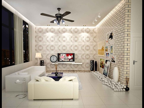 Wallpaper For Small Living Room, Bedroom, Dining Room Ideas