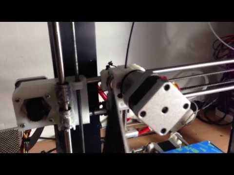 Extremely easy cleaning of Prusa Nozzle at room temperature