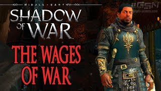 Shadow of War - ACT II: The Wages of War (Nemesis Difficulty Walkthrough)
