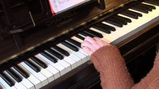 Piano Tutorial - Piano Time 2 - The Little Mermaid, learning tips (Adair)