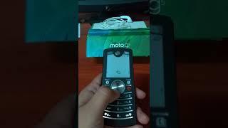 Hello Moto; mi primer Moto