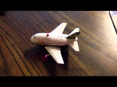 ATA Airlines Toy