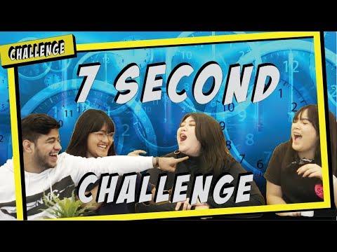 7 SECONDS CHALLENGE | SAMSOLESE ID