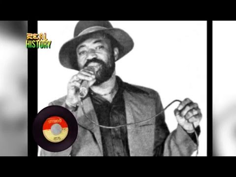 Real History Presents: The First Reggae Song by Larry Marshall