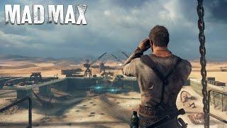 MAD MAX #5 - A Base da MANDÍBULA! Ainda Estamos Fracos!