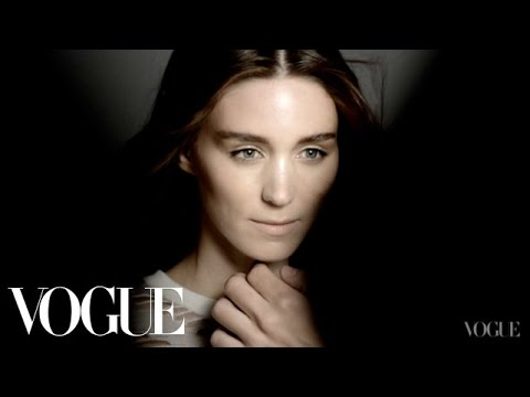 Behind the Scenes of Rooney Mara's February 2013 Vogue Cover Shoot