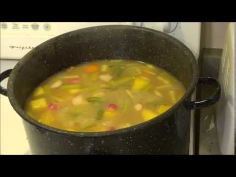 How To Make The Perfect Turkey Soup With Home Made Turkey Stock