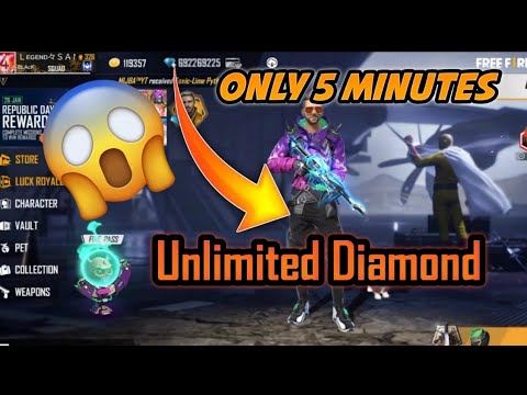 Download How To Get free Daimond💎 In Free Fire/Without Paytm  No App 100% Real Trick