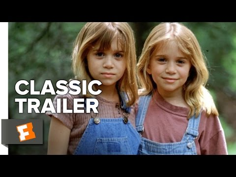 It Takes Two (1995) Official Trailer - Mary-Kate Olsen, Ashley Olsen Movie HD
