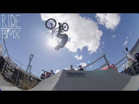 BMX - FULL FACTORY MARCH MADNESS 2018