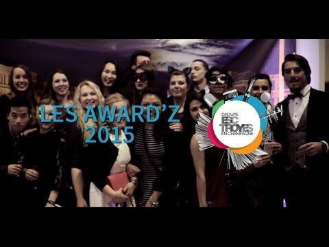 Les Award'Z 2015