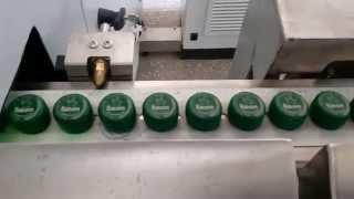 Нанесение логотипа на крышку(В видеоролике показан процесс лазерного нанесения логотипа на колпачок ПЭТ бутылки нашего партнера. Если..., 2015-11-20T14:19:51.000Z)