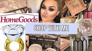 🖤SHOP WITH ME! HOME GOODS & MARSHALLS🖤 (GABRIELLAGLAMOUR)