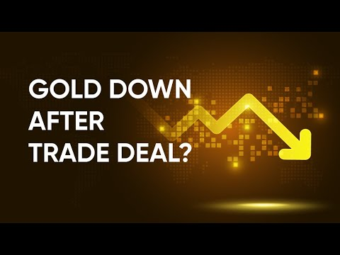UPDATE Gold Chart Analysis for January 2020 | Trade Deal Stops Climb?