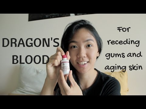 REVERSE GUM RECESSION & AGING SKIN - DRAGON'S BLOOD - pohchooo