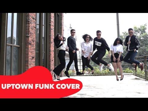 Uptown Funk - Mark Ronson ft. Bruno Mars (Vidi Aldiano Cover)