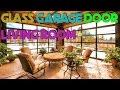 [Daily Decor] Glass Garage Door Living Room