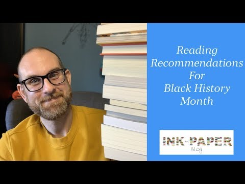 Reading Recommendations For Black History Month