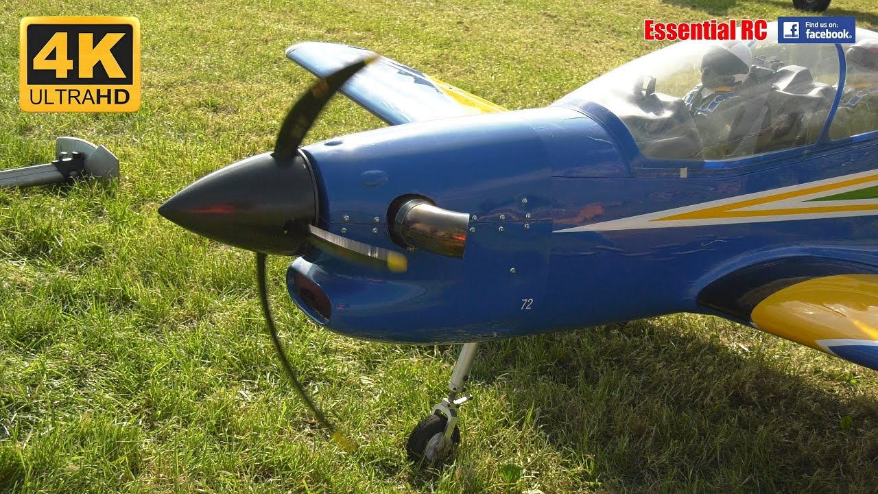 Phoenix Models RC Tucano TURBO PROP CONVERSION [*UltraHD and 4K*]