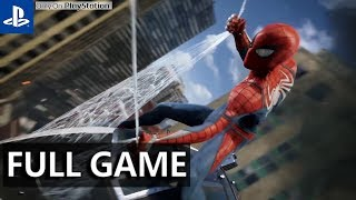 PS4 Spider-man Full Game Walkthrough (The Amazing Spider-man 2 PC Mod)