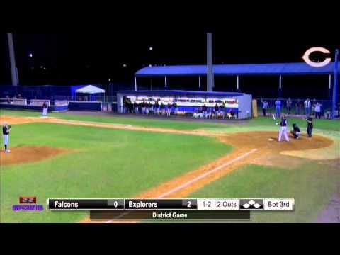 Baseball- Columbus vs Ferguson - YouTube