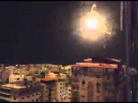 One Night in Gaza City