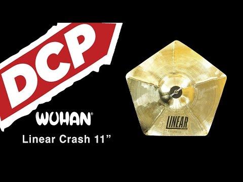 """Wuhan Linear Cymbal 11"""""""