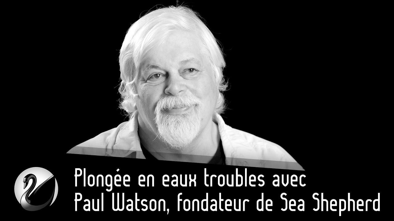 Plongée en eaux troubles avec Paul Watson, fondateur de Sea Shepherd