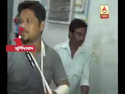 Murshdabad: A Young leader of TMC injured by Bullet at Baharampur