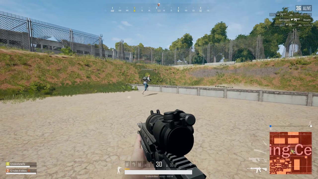 The Shooting Range On The New Pubg Map Is Awesome Youtube