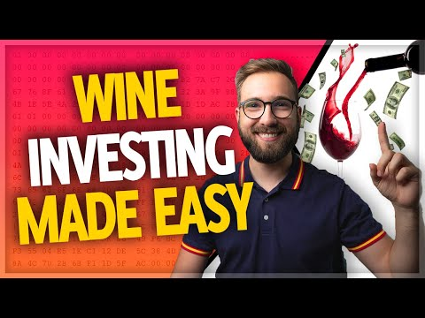 Vinovest: Alternative investments in WINE 🍷 as a hedge against inflation