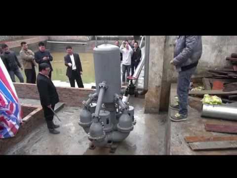Z840 8 Hydraulic ram pump