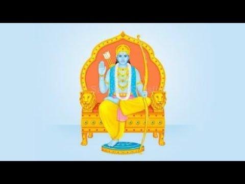 Video - 🌸 *चैतन्यदायी श्रीरामरक्षास्तोत्र* 🌸                  भगवान शंकर ने बुधकौशिक ऋषि को स्वप्न में दर्शन देकर, उन्हें रामरक्षा सुनाई और प्रातःकाल उठनेपर उन्होंने वह लिख ली । यह स्तोत्र संस्कृत भाषा में है । इस स्तोत्र की फलश्रुति में बताया गया है, कि 'जो इस स्तोत्र का पठन करेगा, वह दीर्घायु, सुखी, संततिवान, विजयी तथा विनयसंपन्न होगा'। इस सत्संग में देखते है,                  🔸 श्रीरामरक्षास्तोत्र का इतिहास         🔸 श्रीरामरक्षास्तोत्र का पाठ कैसे करें ?         🔸 श्रीरामरक्षास्तोत्र का पाठ करने से होनेवाले लाभ          🔸 श्रीरामरक्षास्तोत्र का पाठ करने के आध्यात्मिक परिणाम         🔸 श्रीरामरक्षास्तोत्र के पाठ से आध्यात्मिक स्तर पर शक्ति निर्माण होने का कारण                  🖥 *Watch Video @* https://youtu.be/yh2KGVH2Amc                  *Subscribe to our Channel @* https://www.youtube.com/dharmashiksha