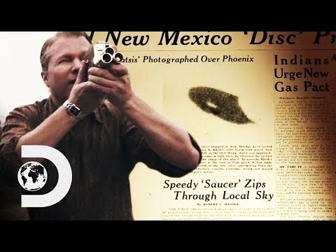 Video Evidence Of UFO Activity Dismissed By Government | UFOs: The Lost Evidence