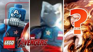 LEGO Marvel's Avengers - Pre Order DLC Packs And Season Pass Revealed