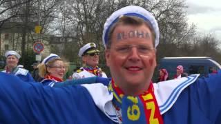 Flittarder Sonntagszug Karneval 2016 - Teil 1