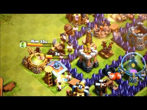 Clash of Clans 1 Second Barbarian Training.