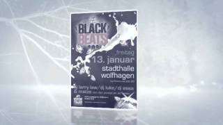 planet radio black beats party @ Stadthalle Wolfhagen 13.01.2012