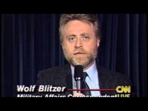 Operation Desert Storm Pentagon Briefing (1991 01 19)