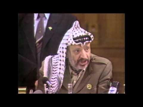 Arafat et Paul Desmarais